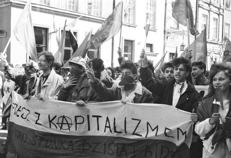 1 maja 1989 Gdańsk - 2