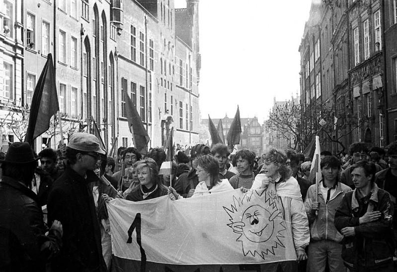 1 maja 1989 Gdańsk