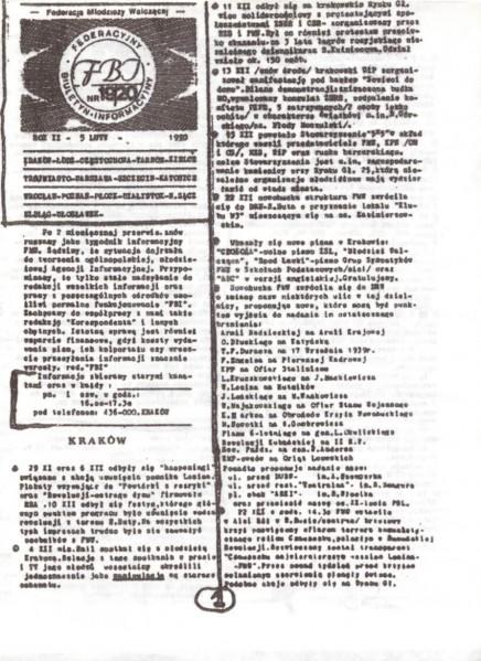 FBI nr 19/20