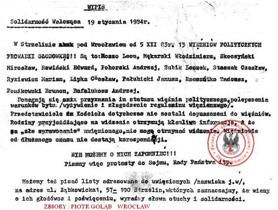 ULOTKA SW 1984