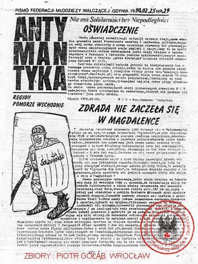 ANTYMANTYKA NR 29