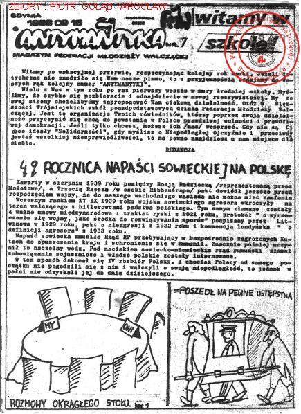 ANTYMANTYKA NR 7