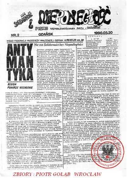 """ANTYMANTYKA NR 30 """"SPECJALNY """""""