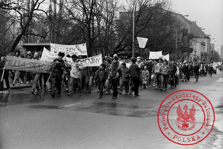 2 - Heppening FMW Kielce 1988 r.