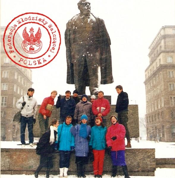 15 - Na górze 2 od lewej Piotr