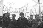 Manifestacja FMW i NZS we Wrzeszczu 1988r