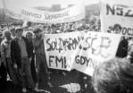 Manifestacja FMW w Gdyni
