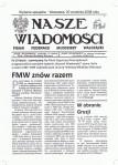 Nasze Wiadomości wyd.  specjalne str. 1