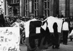 Manifestacja FMW, Stare Miasto Gdańsk