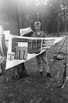 26 - Robert Licbarski na obozie szkoleniowym