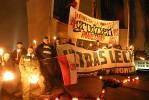 39 - Tadeusz na manifestacji